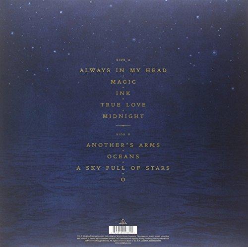 Ghost Stories (180 Gram Vinyl w/Digital Download)
