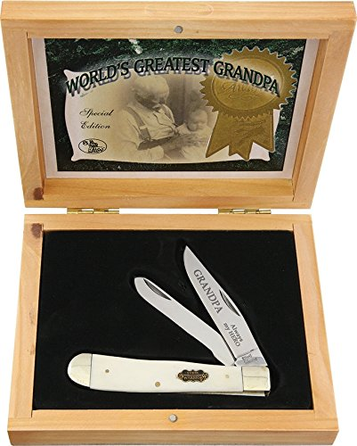 Frost Cutlery FSET108WGP3-BRK Greatest Grandpa Trapper Review