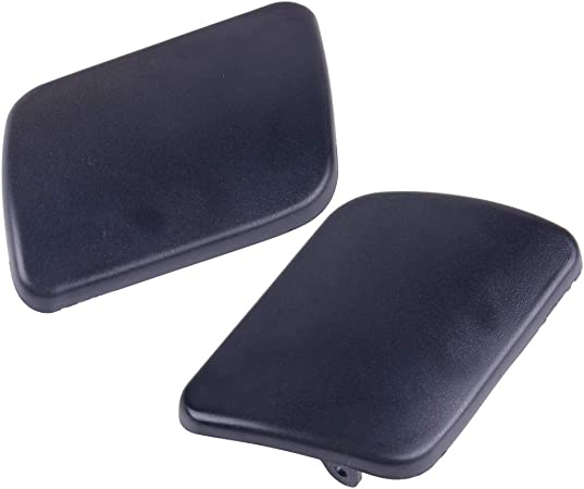 Eastar 2x Scheinwerfer Waschanlage Düsenabdeckung Waschdüse Abdeckung Für Vw Golf 4 Iv Mk4 1998 2006 Auto