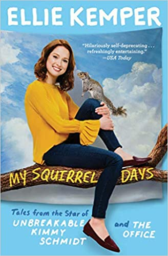 Amazon Fr My Squirrel Days Tales From The Star Of