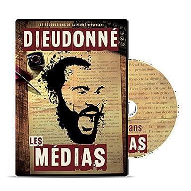 spectacle dieudonné les médias