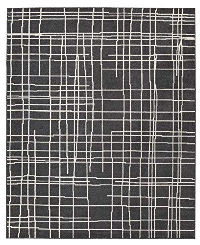 Ashley Furniture Signature Design - Jai Large Rug - Contemporary - Black/White