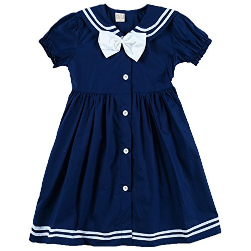 Buy dress with a big bow - 9
