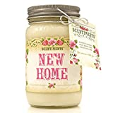 Scentiments NEW HOME Gift Candle Lavender Scented Fragrance 16oz