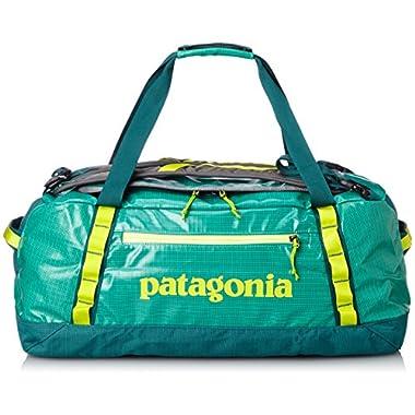Patagonia Unisex Black Hole 60L Duffle Bag Aqua Stone