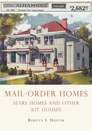 amazon com mail order homes sears homes and other kit houses