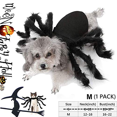 XinqiMon Pet Halloween Cosplay Costumes for Cat