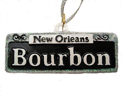 Amazon Copperfancy Llc Bourbon Street Ornament New Orleans