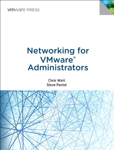 Networking For Vmware Administrators  Vmware Press Technology