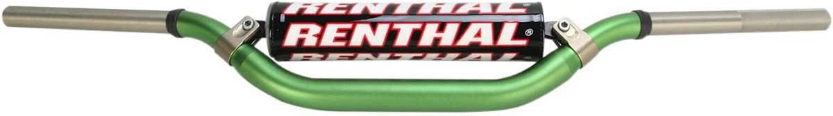 #918 Renthal Twinwall 1 1//8 Handlebar CR High Bend Red Fits: Alta REDSHIFT MX 2017
