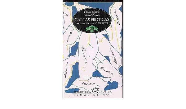 Cartas eroticas: 9788478802371: Amazon.com: Books
