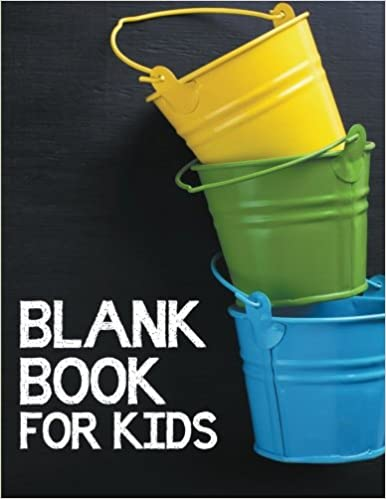Blank Book For Kids Mobi Download Book