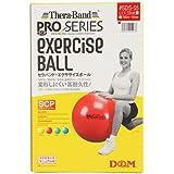 D&Mエクササイズボール 55cm SDS-55 レッド