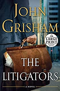 Book Cover: The Litigators