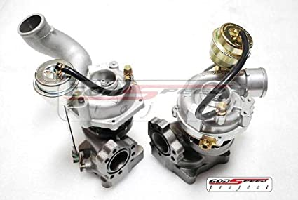 K04 Twin Turbo Charger (Rs4, S4, A6 2.7l) Stock Replacement