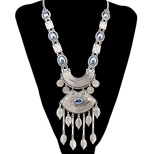 Idealway Bohemian Fashion Necklace Necklaces