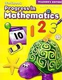 Progress in Mathematics Workbook, Grade K, Teacher's Edition