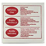 Craftsmart Natural Air-Dry Clay, White, 10lbs