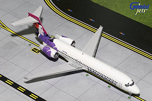 Gemini200 Hawaiian B717-200 Airplane Model (1:200 Scale) (Hawaiian Airlines Model compare prices)