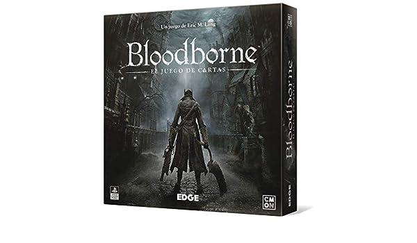 Amazon.com: Edge Entertainment Bloodborne: The Spanish Card ...