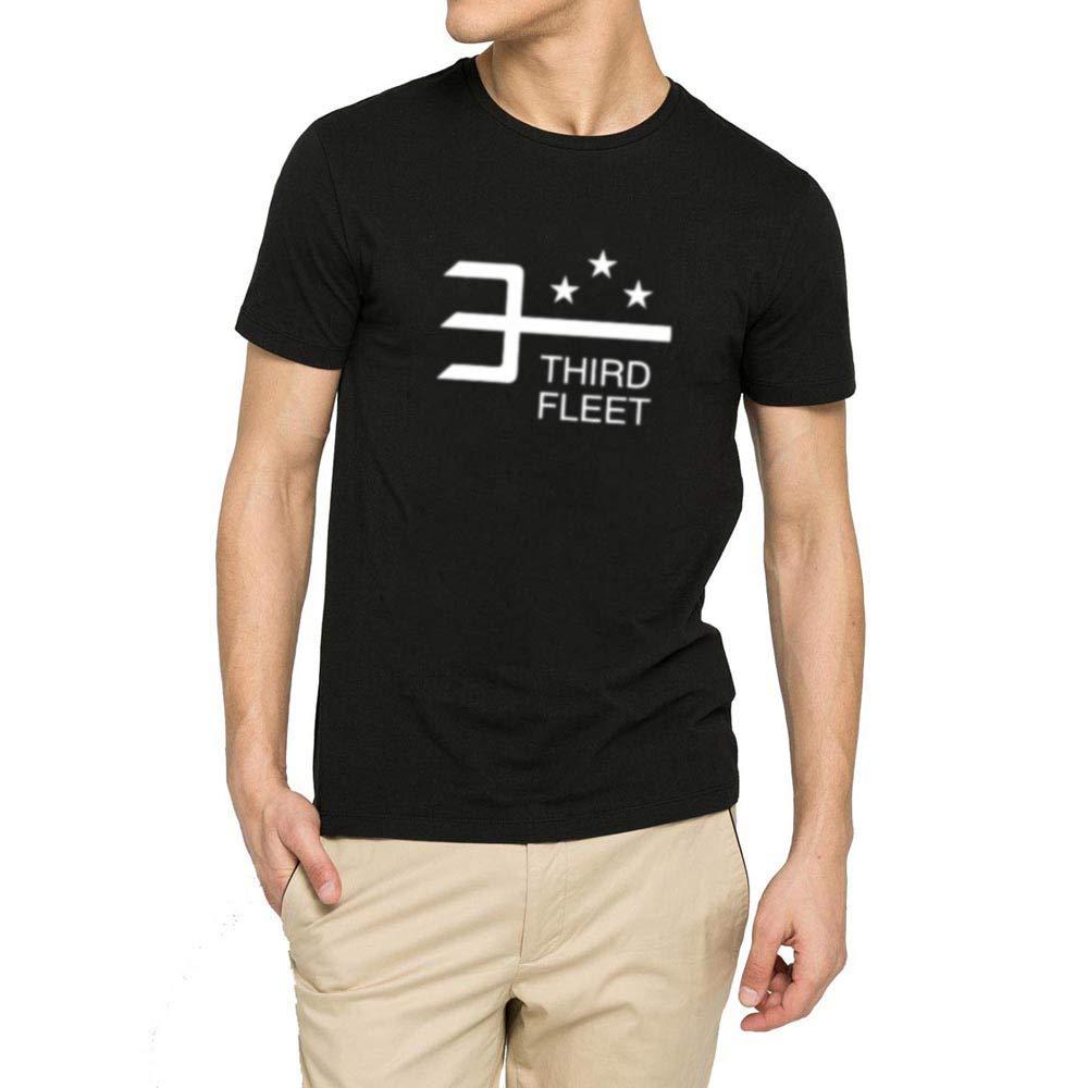Loo Show S U S Army The Third Fleet Symbol Casual T Shirts Tee