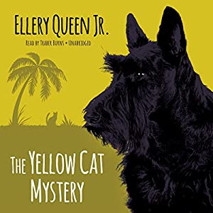The Yellow Cat Mystery Audiobook