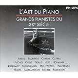 Art of Piano: Great Pianists of 20th Century
