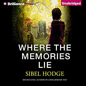 Where the Memories Lie Audiobook