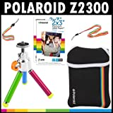 Polaroid Z2300 10MP Digital Instant Print Camera Accessory Kit (5 Items)