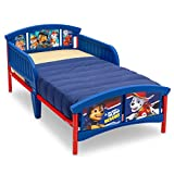 Delta Children Plastic Toddler Bed, Nick Jr. PAW Patrol Image