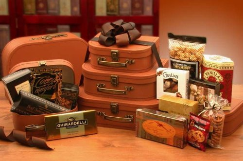 Gift Basket 810221 Large The Traveling Gourmet Tower