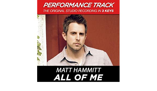 all of me matt hammitt free mp3 download