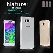 Nillkin Samsung Galaxy Alpha G850F Nature TPU Case, White