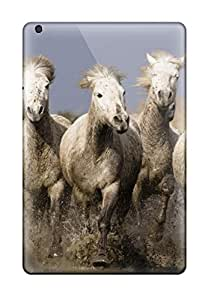 New Customized Design Horses Scenery For Ipad Mini Cases Comfortable For Lovers And Friends For Christmas Gifts