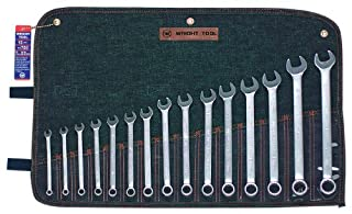 Wright Tool 752 12 Point Metric Combination Wrench Set, 7mm - 22mm (15-Piece) (B004RILQP4) | Amazon Products