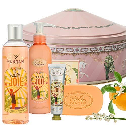 Valentines Day Gift Set 1 Body Lotion 6.8oz.+ 1 Body Wash 8.