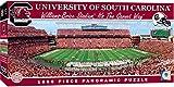 "MasterPieces NCAA South Carolina Fighting Gamecocks Football Stadium Panoramic Jigsaw Puzzle, 1000 Pieces, 13"" x"