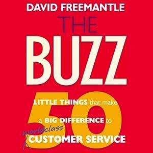 The Buzz Audiobook