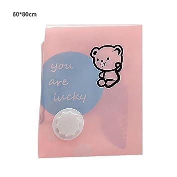 Bolsa de compresión de vacío Cute Little Bear, para Viajes y Ropa, Mantas, Toallas edredones Almohadillas Ahorro de Espacio(M): Amazon.es: Bricolaje y ...