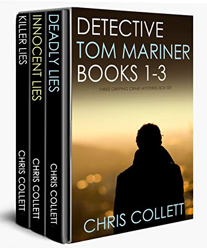 DETECTIVE TOM MARINER BOOKS 1-3: three gripping crime mysteries box set