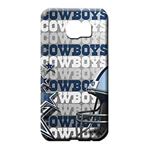 samsung galaxy s6 edge Impact Protection Hot Fashion Design Cases Covers mobile phone shells dallas cowboys