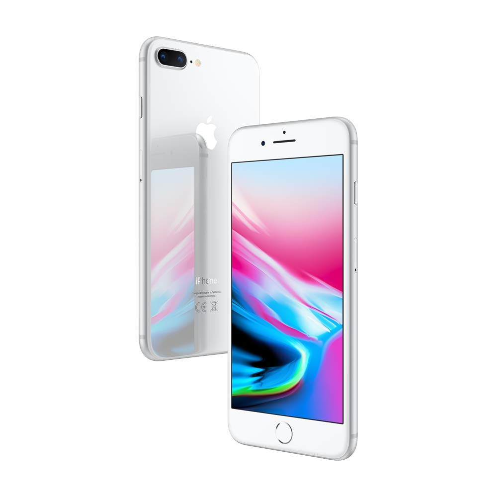 Apple iPhone 8 Plus 64GB Gris Espacial (Reacondicionado): Amazon ...