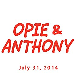 Opie & Anthony, Damon Wayans, Shawn Wayans, and Marlon Wayans, July 31, 2014