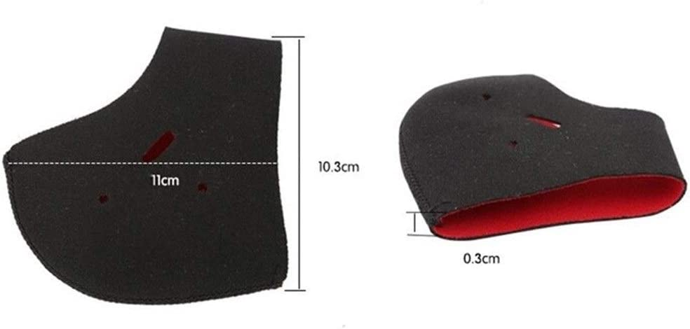 GZSC Protection de la Cheville Bandage Noir