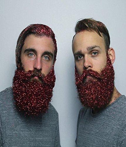 Glitter beard kit by grizzly adam amazon beauty solutioingenieria Gallery