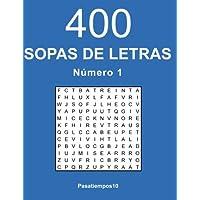 400 Sopas de Letras En Español - N. 1
