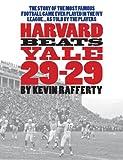 Harvard Beats Yale 29-29 9781590202173