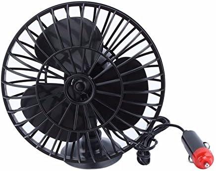 Ventilador Coche Auto Mini Ventilador Eléctrico Aire Acondicionado ...
