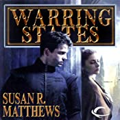 Warring States: Jurisdiction Universe, Book 6 | Susan R. Matthews