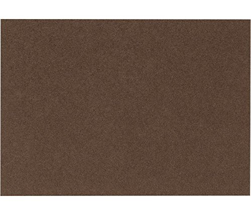 A2 Notecards (4 1/4 x 5 1/2) - Chocolate (1000 Qty.) by LUXPaper